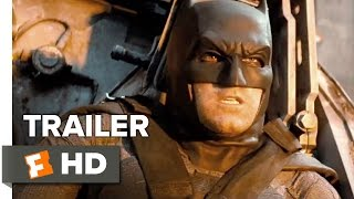 Batman v Superman: Dawn of Justice Official Trailer #2 (2016) - Ben Affleck, Henry Cavill Movie HD