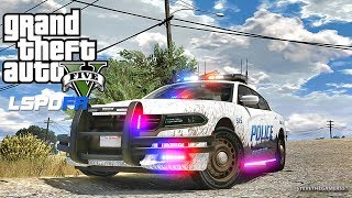 GTA 5 MODS LSPDFR 917 - FAIL PATROL!!! (GTA 5 REAL LIFE PC MOD)