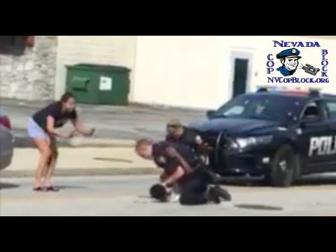 Euclid, OH Police Brutality (Not Edina, MN)