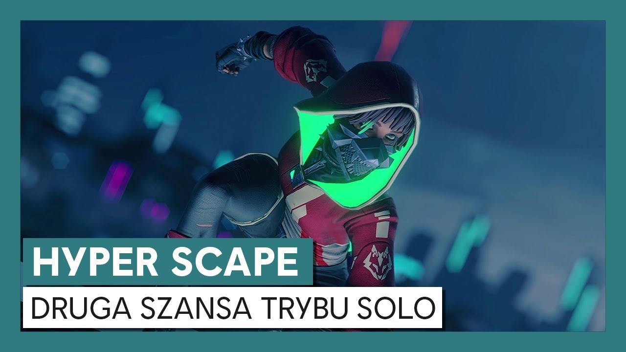 Hyper Scape: Druga Szansa Trybu Solo - Zwiastun