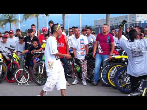 Hiztory - Amor En Dos Ruedas ( Making Of )