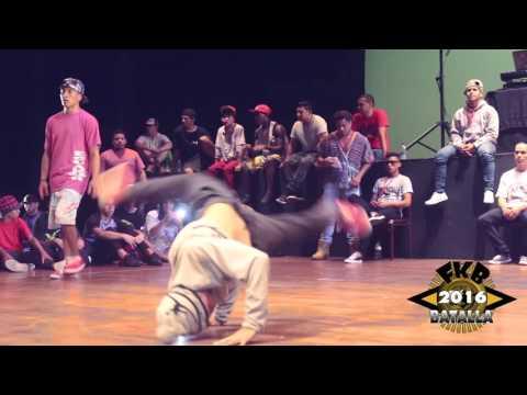 FKB internacional VENTANAS BREAK (VENTANA) vs 46 STREET CREW (GUAYAQUIL) Batalla 5