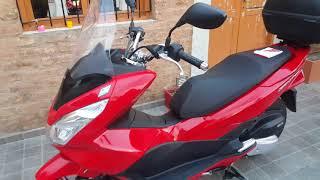 Me divorcio de Honda! ( Honda PCX 150) problemas Honda Argentina.