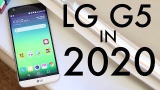 LG G5 In 2020! (Still Worth It?) (Review)