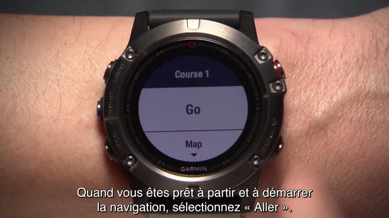 3 SUR TÉLÉCHARGER PARCOURS GARMIN FENIX