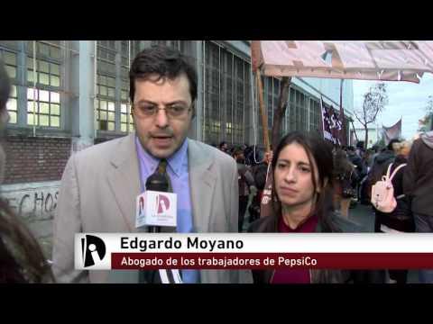 Edgardo Moyano - Abogado de los trabajadores de pepsico