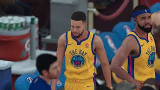 Warriors (Doy) vs Cavs (Mainman)   2018 02 16