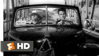 Ace in the Hole (3/8) Movie CLIP - Rattlesnake Hunt (1951) HD