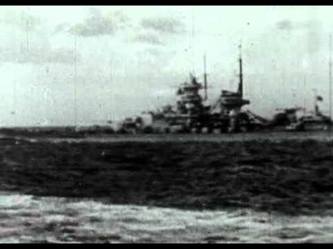 Германский флот 1914-1945