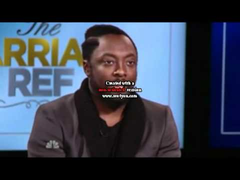 Will.i.am en The Marriage Ref Parte 25