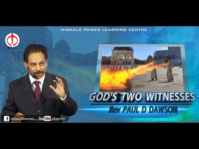 God's Two Witnesses