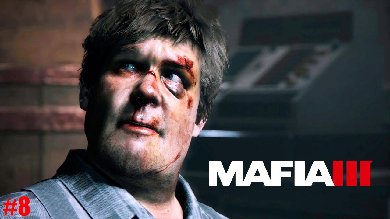 MAFIA 3 | #8 | RITCHIE DOUCET (Mafia III em Português). RicFazeres