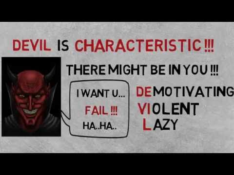 acronym of devil
