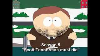 Eric Cartman's voice changing (seasons 1-15)