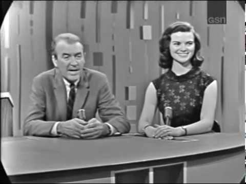 PASSWORD 1963-11-28 Gloria Stewart & James Stewart