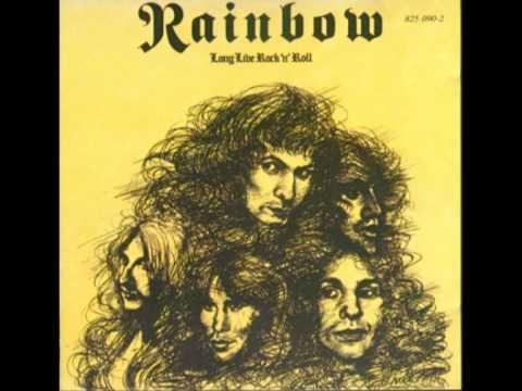 RAINBOW   Rainbow eyes New Remaster HQ Studio   R I P  Ronnie & Cozy