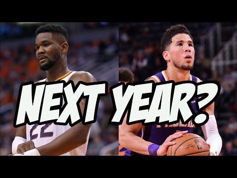 Can The Phoenix Suns Finally Make The NBA Playoffs Next Season?