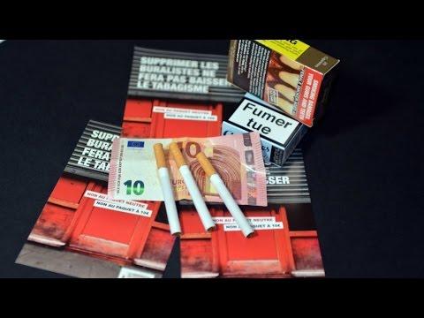 Tabac : de nouvelles marques de cigarettes, un des effets pervers du paquet neutre ?