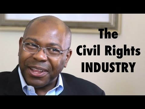 """The Civil Rights INDUSTRY - """"well-intentioned"""" policies disastrous for blacks - Jason Riley [MIRROR]"""