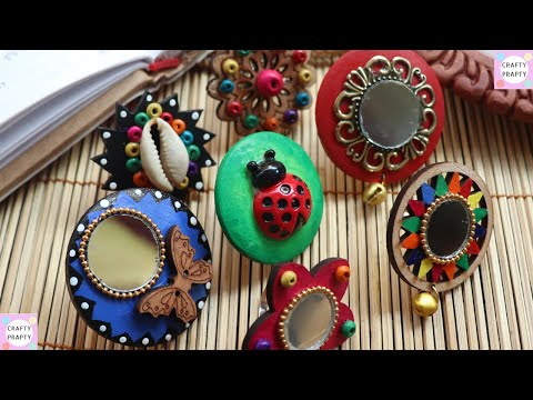 6 DIY Ring /Wood ring / DIY Easy ring / Jewelry Hacks