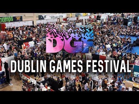 Dublin Games Festival Announcement! : Dublin's Biggest Gaming Event!