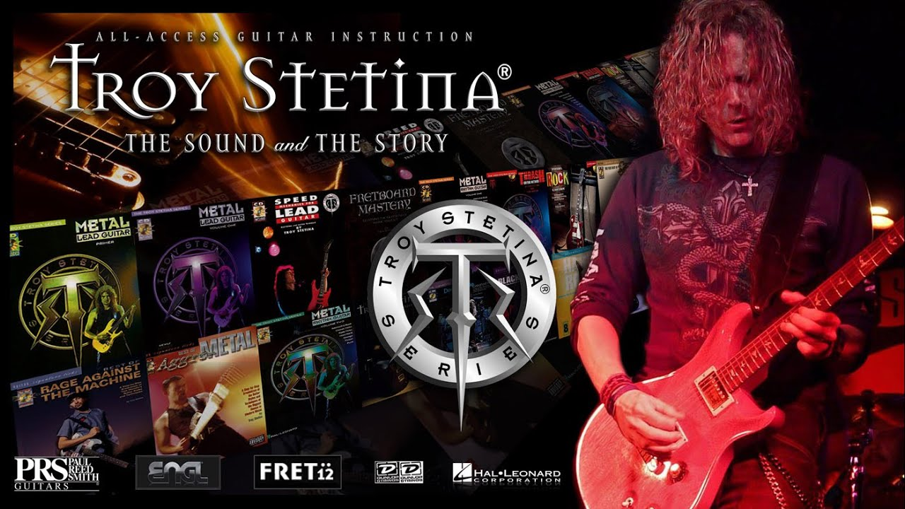 Beginner Rock/Metal Guitar with Troy Stetina®