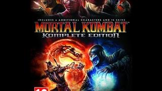 Mortal Kombat Complete Edicion Acelerado mini  laptop