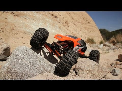 1/8th MadTorque RC Crawler