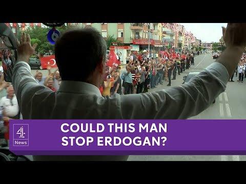 Turkey election: critics say Erdogan heading for
