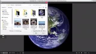 Flache Erde: Globus Bilder sehen immer gleich aus CGI