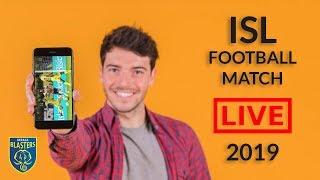 Watch ISL / IPL  Llive streaming online free