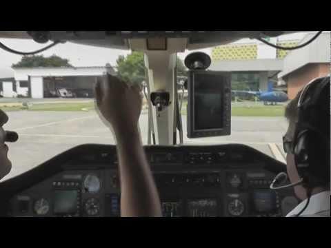 Voando de Helicoptero Bell 430 em São Paulo