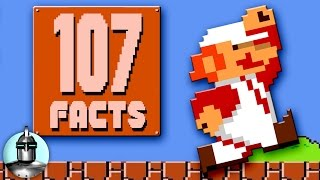 107 Super Mario Bros. Facts that YOU Should Know! | The Leaderboard