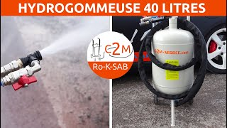 C2m-negoce.com Hydrogommeuse automatique  HK40