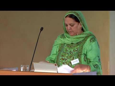 Parveena Ahangar's speech at The Rafto Conference (2017)