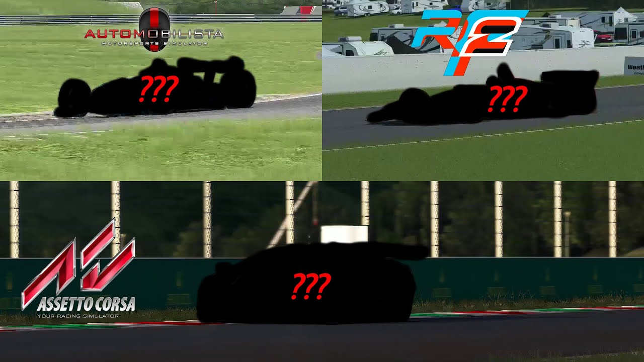 Greatest mods of all time in sim racing