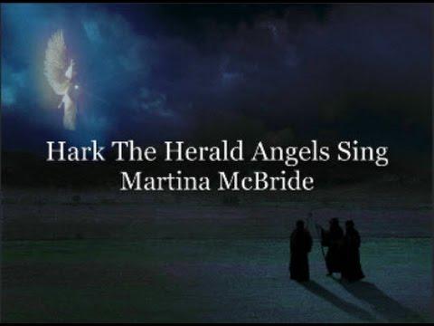 Hark the Herald Angels Sing with Lyrics