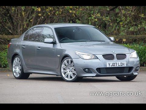 BMW SERIES D M Sport Step Auto For Sale In Preston - 2007 bmw 535