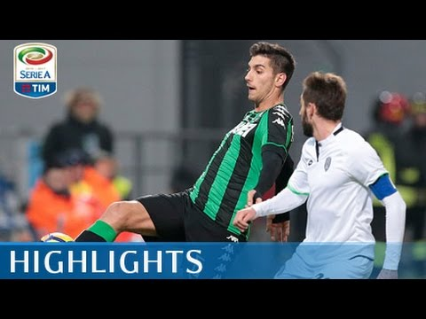 Sassuolo - Cesena - 1-2 - Highlights - Tim Cup 2016/17