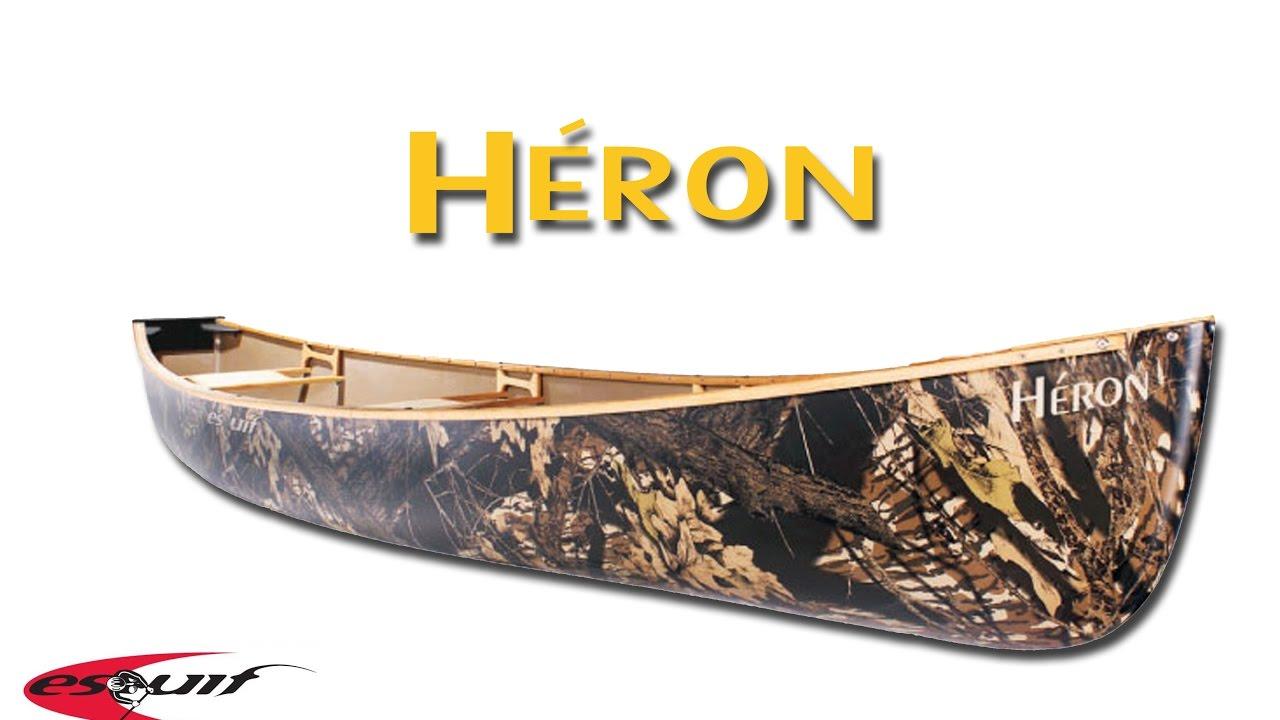 Héron - Esquif