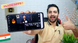 Best Free Video Editing Apps On Android | Make & Edit YouTube Videos Easily !