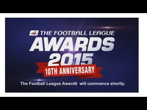 Football League Awards 2016 LIVE!