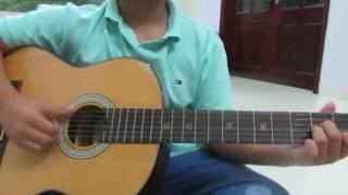 chung một nhà (mashup) || Phạm Gia Khánh || ( cover ) solo guitar