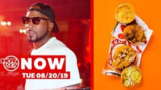 Young Jeezy Is RETIRING + Fast Food Twitter Chicken War