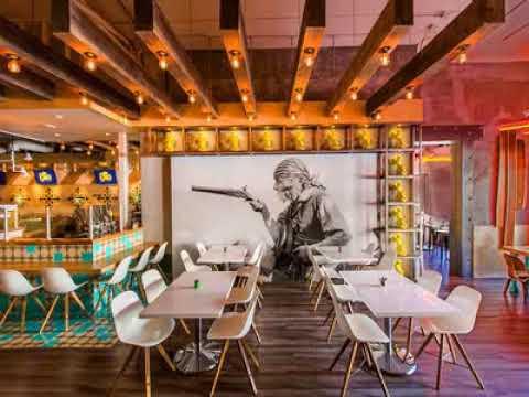 mexican restaurant interior design ideas restaurant paint colors rh youtube com