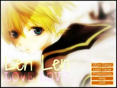 LEN LEN LOVE LOVE DEMO!!!!!!! (Download Link) :D