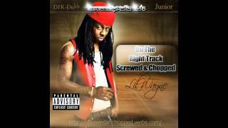 Lil Wayne - BM J.R. Screwed and Chopped By DJ K-Dubb