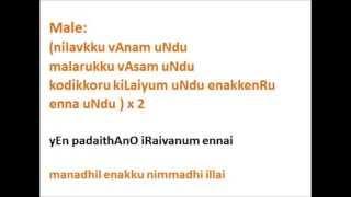 Raja enbaar mandhiri enbaar- Karaoke for Male Singers - HamsaPriya / Hamsarishi