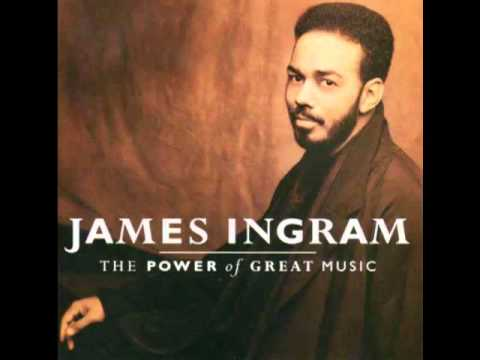 I DON'T HAVE THE HEART TO HURT YOU (by James Ingram).flv