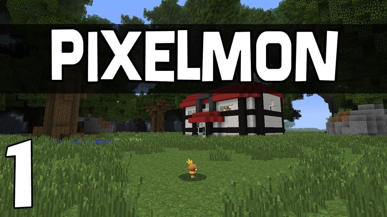 Minecraft pixelmon episode 1 nl / Nevezuchie full movie